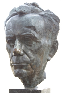 Bust of Paul Tillich - source WikiPedia