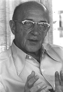 Carl Rogers - a founder of the humanistic approach to psychology - see WikiPedia article.