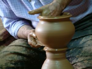 Makingpottery